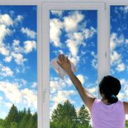 Правильный уход за пластиковыми окнами